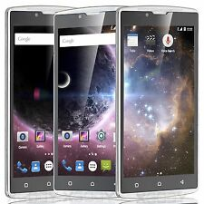 """XGODY unlocked 5""""Inch 4 quad core smartphone 2 dual SIM android cell phone X14"""
