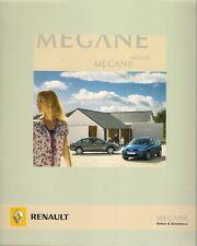 Renault Megane Sedan & Grandtour 2006-07 Polish Market Sales Brochure