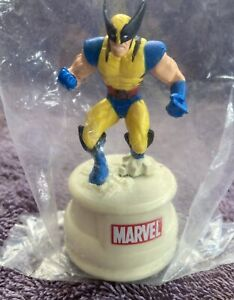 Marvel collectors chess piece Wolverine (Knight) 2005 MINT IN PLASTIC