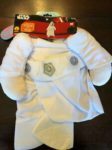 Princess Leia/Star Wars Pet/Dog/Cat Halloween Costume - new w tags - Large