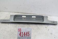 97 98 99 00 01 Diamante Trunk Deck Lid Tail Finish Panel Trim License Plate(Fits: Mitsubishi Diamante)