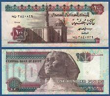 ÄGYPTEN / EGYPT 100 Pounds 1997  UNC  P.61