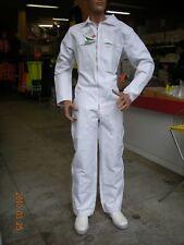 COMBINAISON TRAVAIL BLANC 100% coton Taille 0