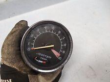 honda vt500c shadow 500 tach tachometer gauge meter 85 86 vt500 1985 1986