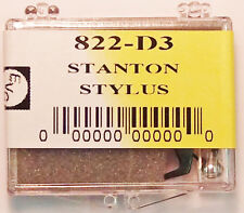 78 RPM TURNTABLE NEEDLE FOR Stanton 680EE 680E 680EEE D65 D6800SL 681 824-D3
