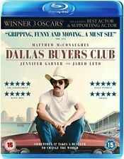 Dallas Buyers Club (Blu-Ray, 2013) New & Sealed