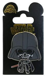 2017 Disney HKDL Star Wars Darth Vader Pin With Packing Rare