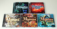 5 CD SAMMLUNG MYSTERA FANTASTICA II 2000 - ENIGMA OLDFIELD NIGHTWISH VANGELIS