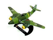 1/72 Diecast Plane German Messerschmitt Me-262 Schwalbe WWII Aircraft Fighter