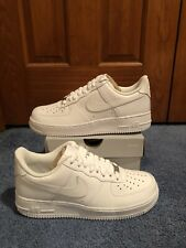 DS Brand New Nike Air Force 1 Low 07 White Size 7.5