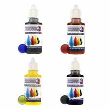 Monocure 3D CMYK Pigment Set for 3D Printer Resins