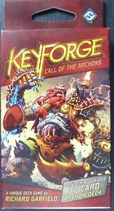 Keyforge: Call of the Archons Deck Sealed - Cards #B1