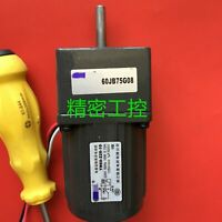 1PC Gear Reducer Motor YN60-220-10 60JB75G