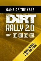 DiRT Rally 2.0 Game of the Year Edition GOTY   PC   Steam Key   24 Hour Delivery