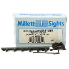 Millett Beretta Accurizer System Front White Dot BE00010 New Taurus PT-92