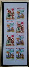 Bande Carnet n° 3467A France 2002 Journée du timbre BOULE ET BILL Neuf ** Luxe