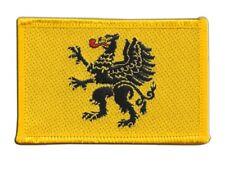 Polen Woiwodschaft Pommern Aufnäher Flaggen Fahnen Patch Aufbügler 8x6cm