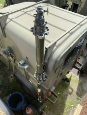 More details for military land rover wolf clark antenna mast 12mtr assy. push up  ( pu12 )