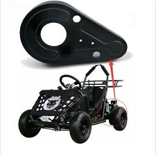 Chain Guard Cover Drive Sprocket Chainguard For Gas Electric Scooter Go Kart Atv