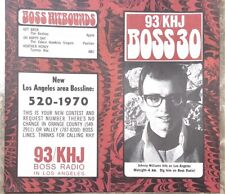 KHJ 93 Boss 30 Radio Survey - No. 198 - April 16, 1969