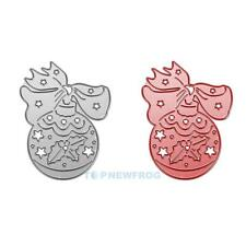 Christmas Metal Cutting Dies Stencil for Scrapbooking Album Paper Card Craft DIY