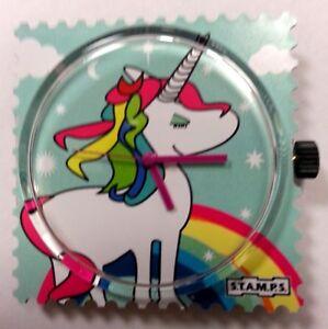 "S.T.A.M.P.S. - Uhr  ""Rainbow"""