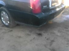 2000 Cadillac Deville Rear Bumper With Rear Park Assist Opt UD7 849184