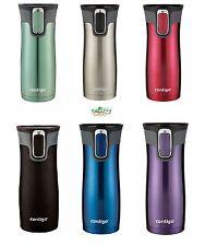 New Contigo West Loop Thermos Coffee Water SS Travel Mug Drink Flask Autoseal®