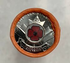 19002 RCM 178984 2020 /'Remembrance Day-Poppy/' Antiqued $20 Fine  Silver Coin