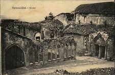 Vigneulles lès Hattonchâtel ~1914/18 1.WK Zerstörung der Kirche église Ruine