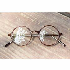 Vintage 1920s Trendy Oliver Retro Eyeglasses 19R0 brown eyewear kpop frames