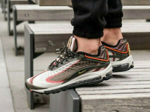 NIKE AIR MAX DELUXE Trainers Gym Casual Fashion - Sequoia - Multiple Sizes