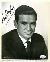 Rod Taylor Jsa Coa Autograph 8x10 Photo Hand Signed Authentic
