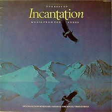 """Incantation """"lo mejor de-música de los Andes 'Lp Reino Unido"""