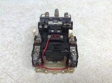 Allen Bradley 709COD Size 2 2 Pole Motor Starter 120 VAC Coil 72A86 709-COD