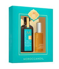 Moroccanoil Treatment 100ml + Dry Body Oil 50ml 10 Years Special Edition Set