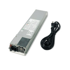 SuperMicro 1280W Hot swap PSU 80 Plus Platinum Quiet Power Supply PWS-1K28P-SQ