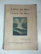 I fasti del mare e l'Italia sul mare, marina italiana, 1927