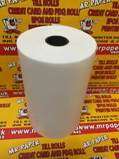 80mm x 40mm Thermal Till Rolls from MR PAPER®