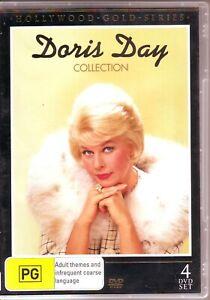 DVD DORIS DAY COLLECTION 4 DVD SET /1.99 CENT START