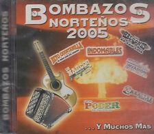 Los Indomables Grupo Invasion Grupo Poder Beto Quintanilla New Nuevo sealed