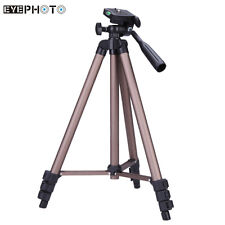 Professional Tripod Camera Head Dslr Travel Ball Aluminum Portable Monopod