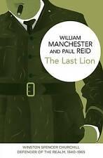 The Last Lion: Winston Spencer Churchill - 9781447279532 - BRAND NEW