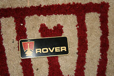 ROVER V8 ROCKER COVER STICKER, ERC6884 RO1181 Land Rover Range Rover 3500 3.5 V8