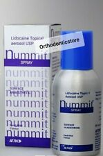 Dental Nummit Lidocaine Surface Anesthetic Numbing Spray 15% Bottle Buy Now