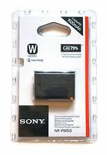 US STOCK!! Brand New NP-FW50 Lithium Battery For Sony A6000 A5000 Nex3 5 6 7