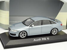 Minichamps 1/43 - Audi RS6 Silverblue