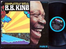 B.B. KING Completely Well LP BLUESWAY BLS-6037 US 1969 BLUES