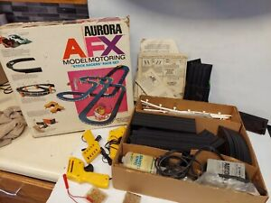 "Aurora AFX Model Motoring ""Stock Racers"" Race Set"