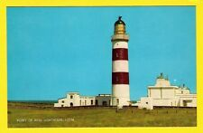 Postcard - Point of Ayre Lighthouse: Isle of Man - Salmon Cameracolour 1970s